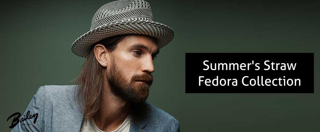 Summer Fedoras