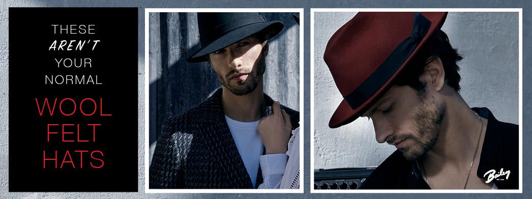 LiteFelt® Hats