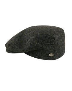 Lord Herringbone Cap