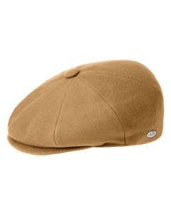 Galvin Solid Wool Cap