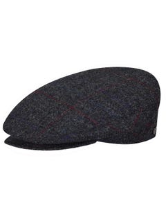 Lord Windowpane Plaid Ivy Cap