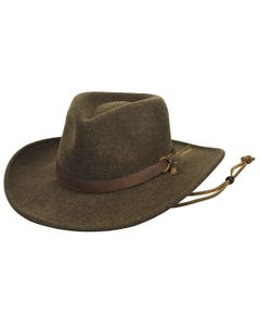 Wind River by Bailey® Morgan LiteFelt® Outback Hat