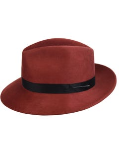 Busken Polished Fedora