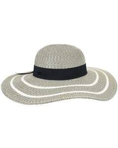 Beatrice Wide Brim Floppy