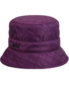 Quilted Rain Bucket