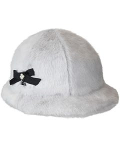 Suzette Faux Fur Cloche