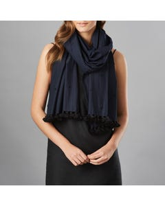 Jeanne Embroidered Scarf