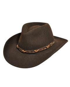 Wind River by Bailey® Palisade LiteFelt® Western Hat