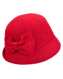 Betty Wool Cloche