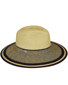 Porto Braided Wide Brim Fedora