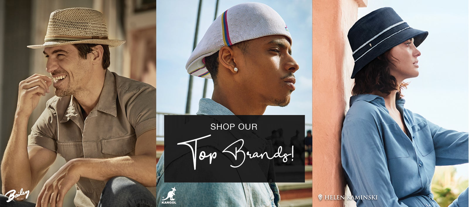 Shop Our Top Brands