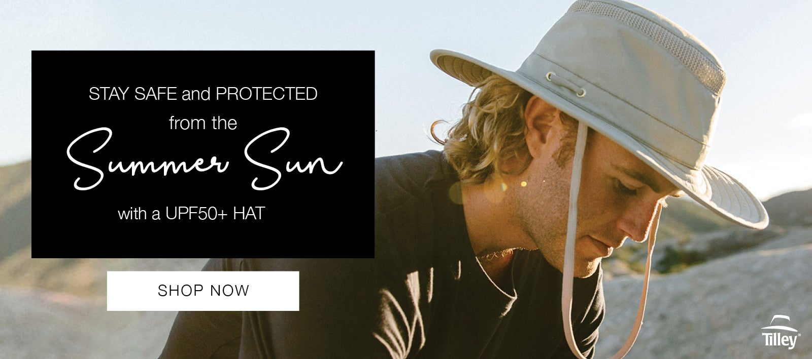 Stay safe from the summer sun!