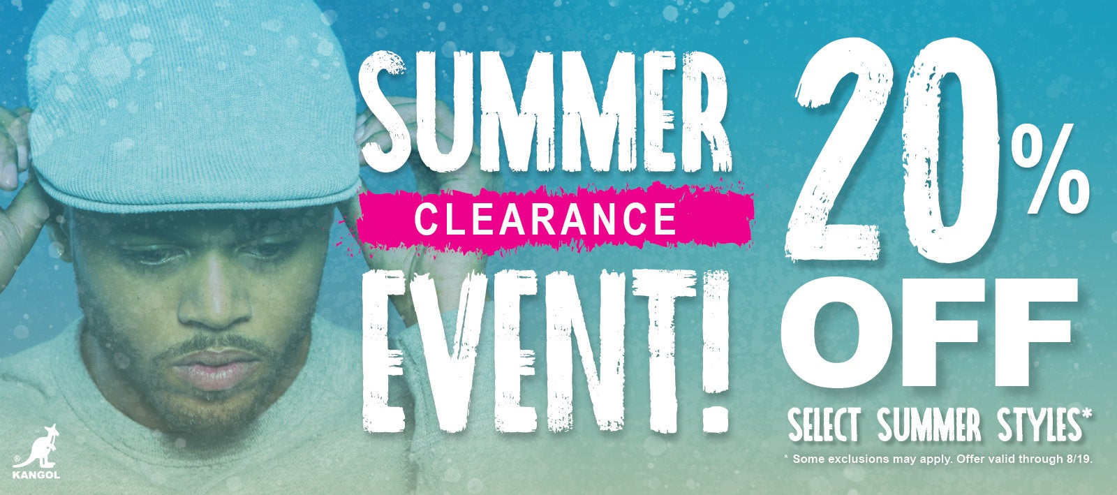 Shop Our Summer Clearance Event