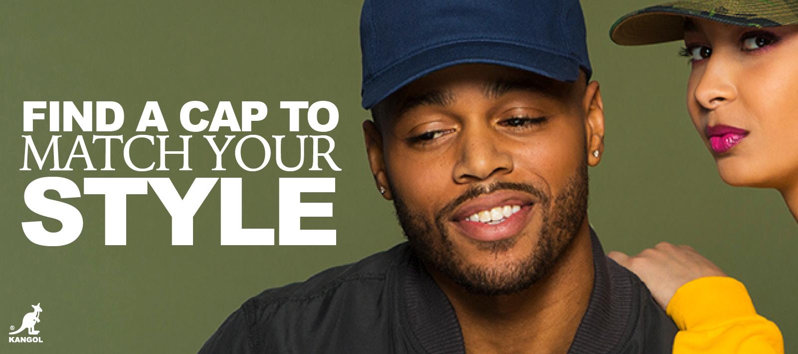 Shop All Caps