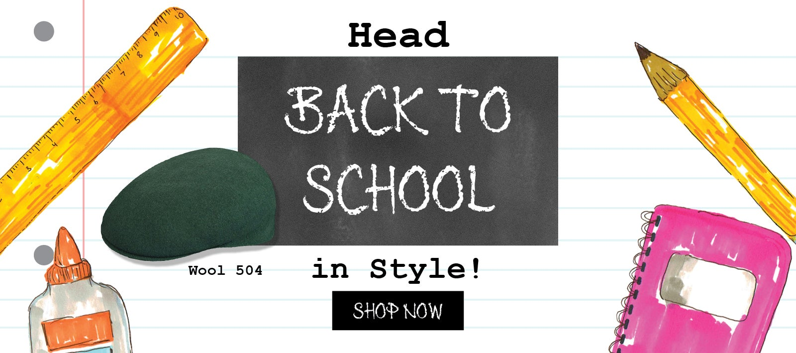 Back To School In Style!