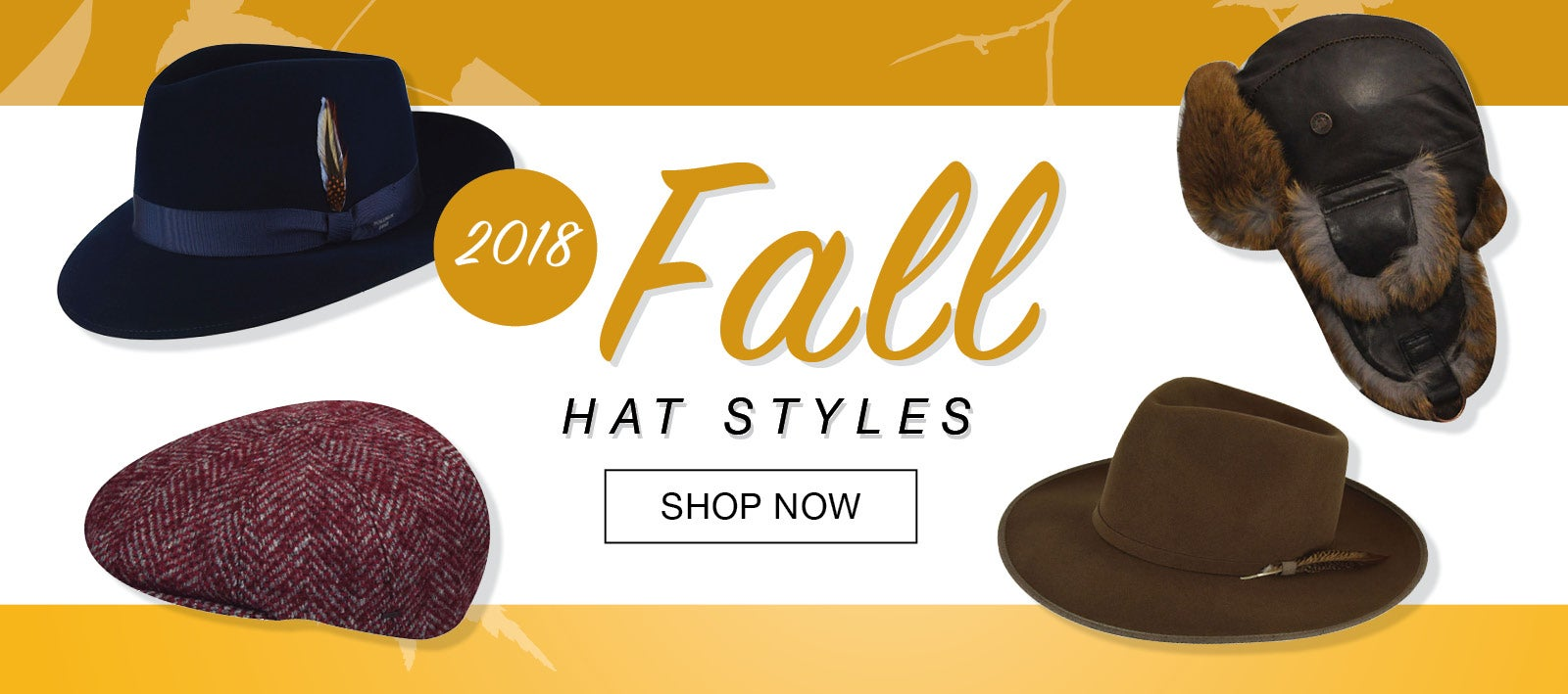 Shop Fall Hat Styles