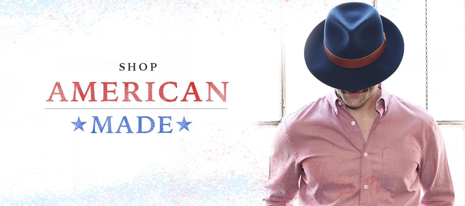 Shop American Made!