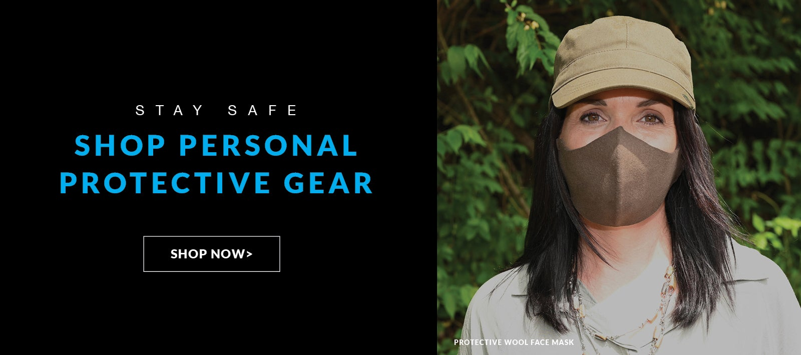 Stay Safe - Shop Protective Gear