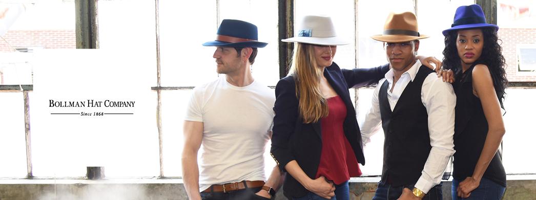Shop Bollman Hat Company